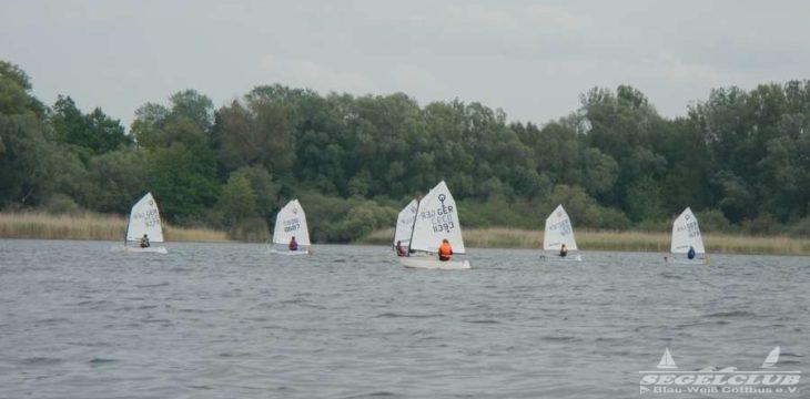 """Kon-Tiki-Rennen / Eiermann-Cup Opti B """"2015"""""""