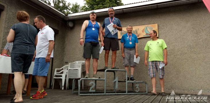 Teilnahme an den Thüringer Landesmeisterschaften an der Bleilochtalsperre